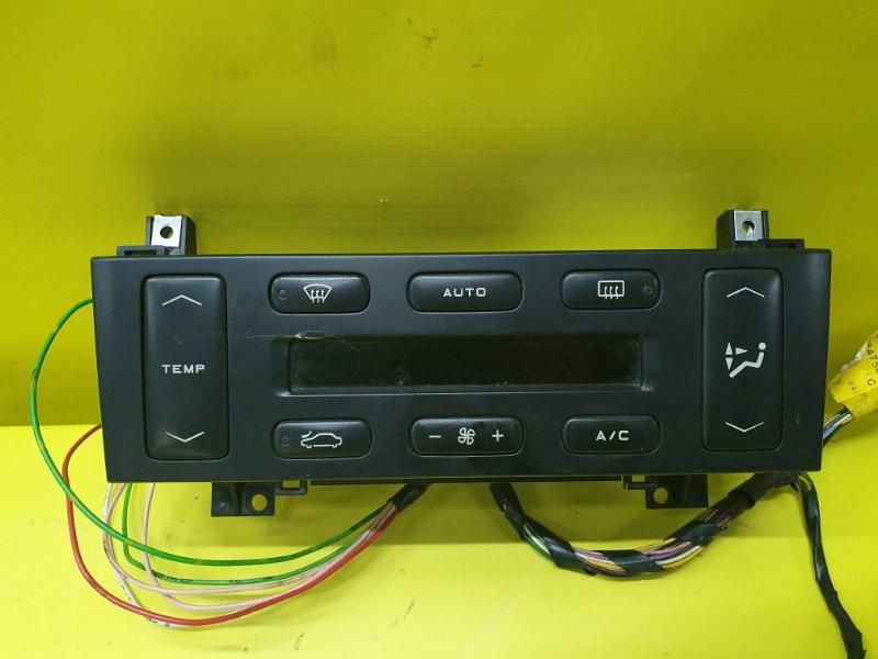 Блок управления климат-контролем Peugeot 406 8B PSA6FZ10LT 2001