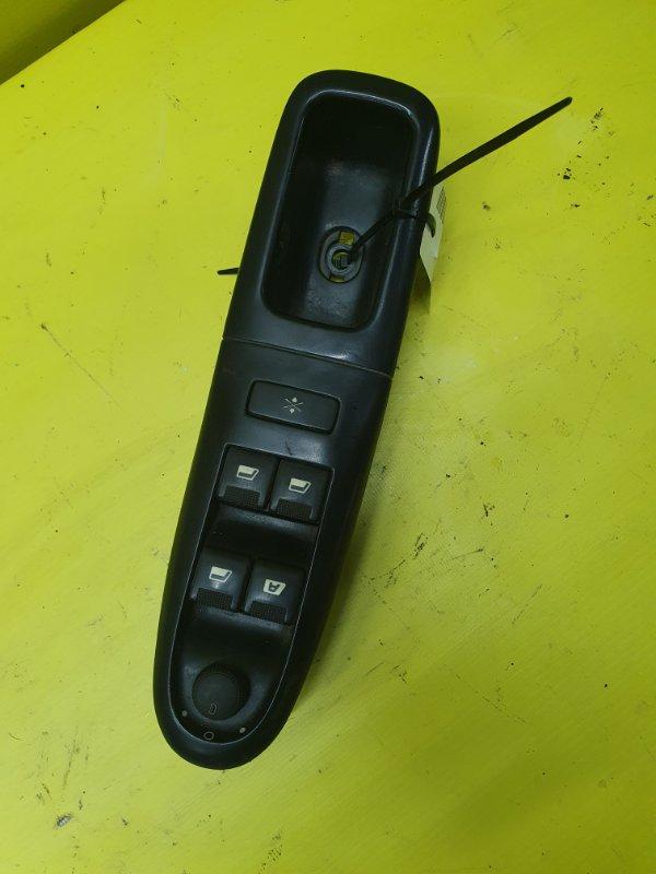 Блок управления стеклами Peugeot 406 8B PSA6FZ10LT 2001