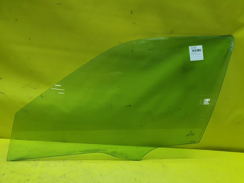 Стекло двери Peugeot 406 8B PSA6FZ10LT 2001 переднее левое
