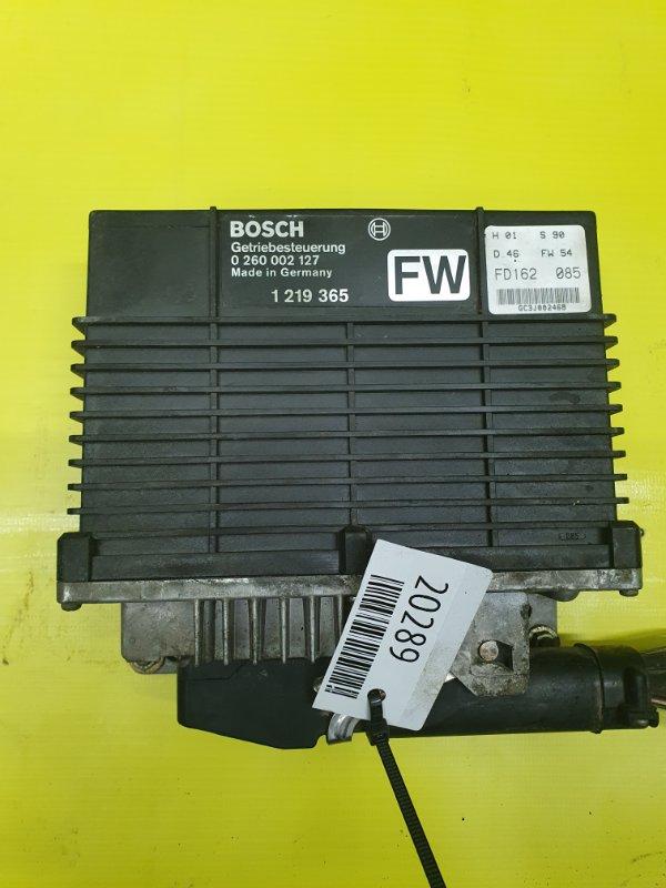 Блок управления efi Bmw 318 E36 M40 1991