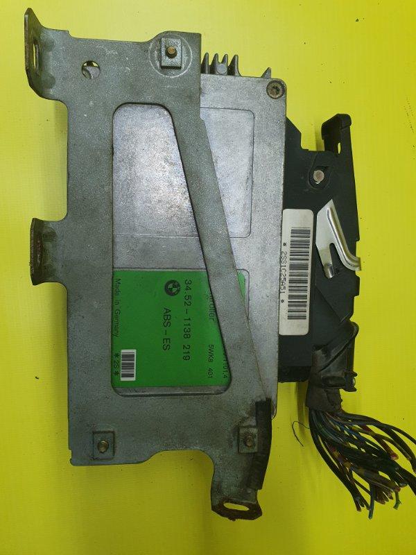 Блок управления abs Bmw 318 E36 M40 1991