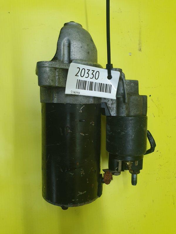 Стартер Bmw 318 E36 M40 1991