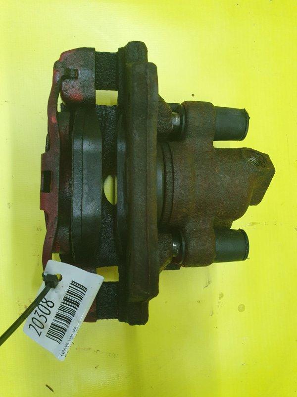 Суппорт Bmw 318 E36 M40 1991 задний левый