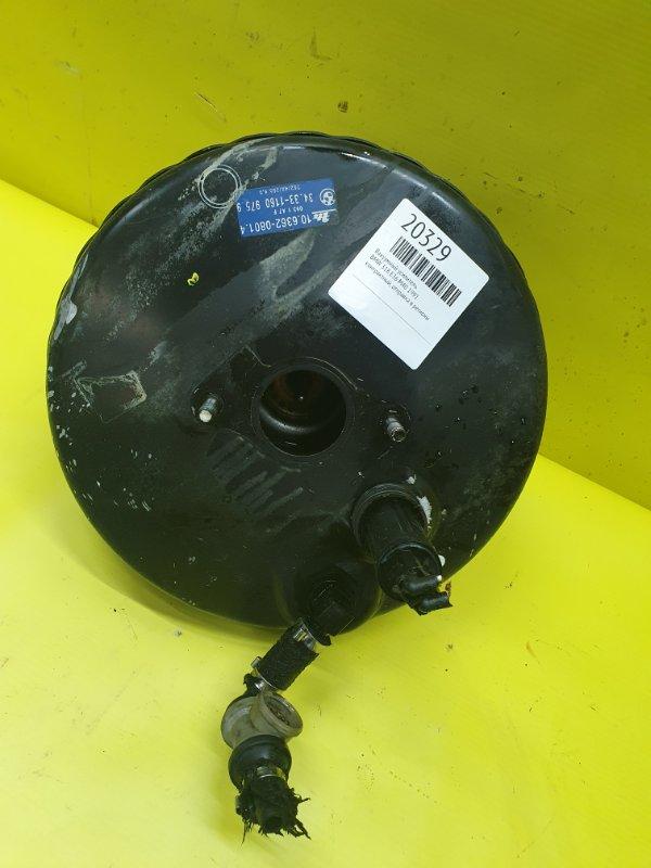Вакуумный усилитель Bmw 318 E36 M40 1991