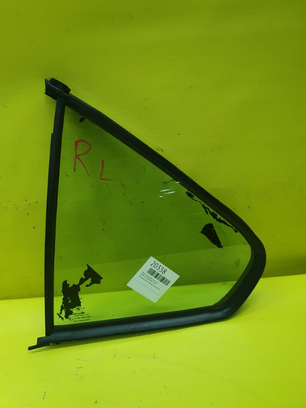 Форточка двери Bmw 318 E36 M40 1991 задняя левая