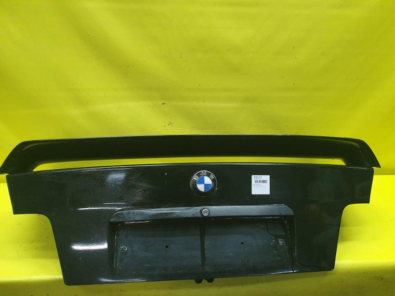 Крышка багажника Bmw 318 E36 M40 1991