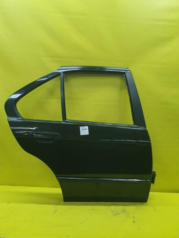 Дверь Bmw 318 E36 M40 1991 задняя правая