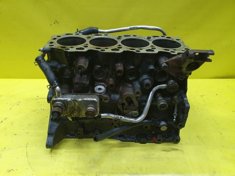 Блок двигателя Toyota Corolla CE106 2C 1994