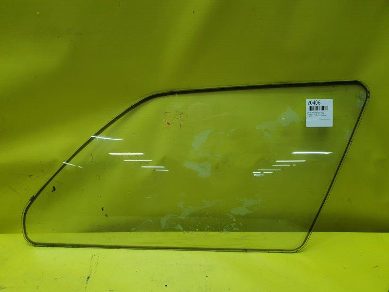 Стекло собачника Toyota Corolla CE106 2C 1994 заднее правое