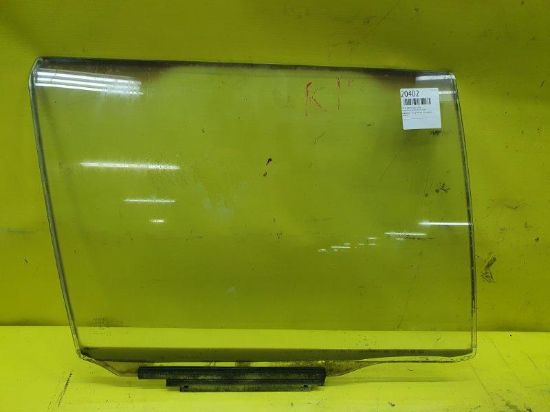 Стекло двери Toyota Corolla CE106 2C 1994 заднее правое