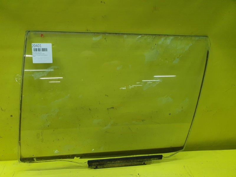 Стекло двери Toyota Corolla CE106 2C 1994 заднее левое