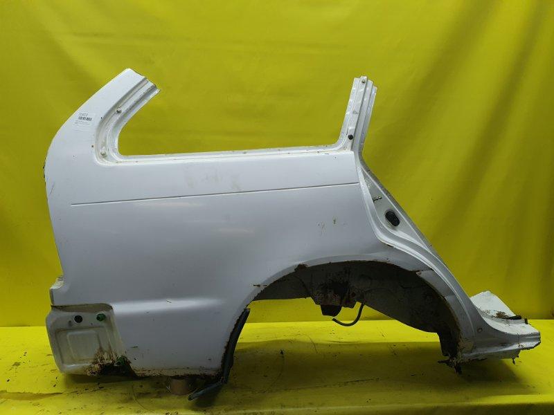 Крыло Toyota Corolla CE106 2C 1994 заднее правое