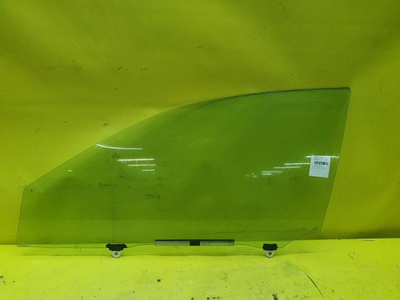 Стекло двери Toyota Allion ZZT240 1ZZ 2003 переднее левое