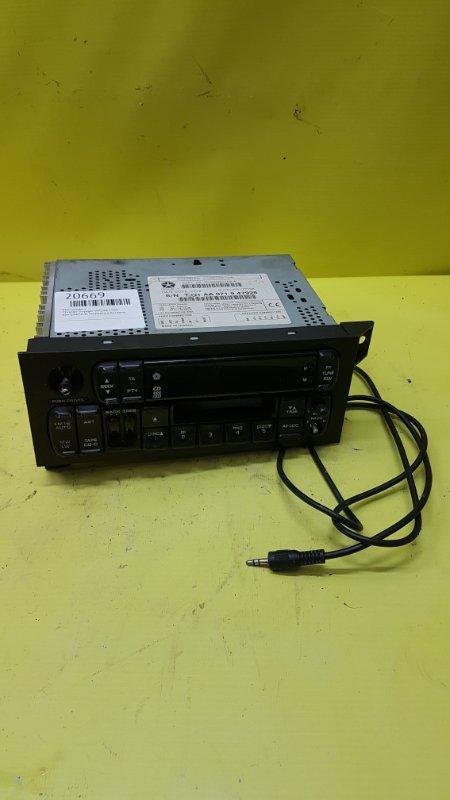 Магнитофон Chrysler Voyager VM54B 1996