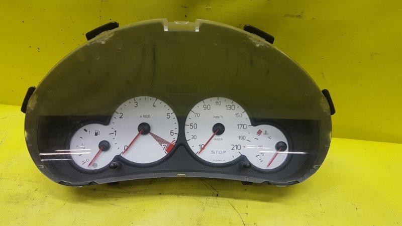 Панель приборов Peugeot 206 KFW 2008
