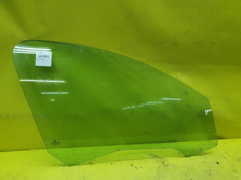Стекло двери Peugeot 206 KFW 2008 переднее правое