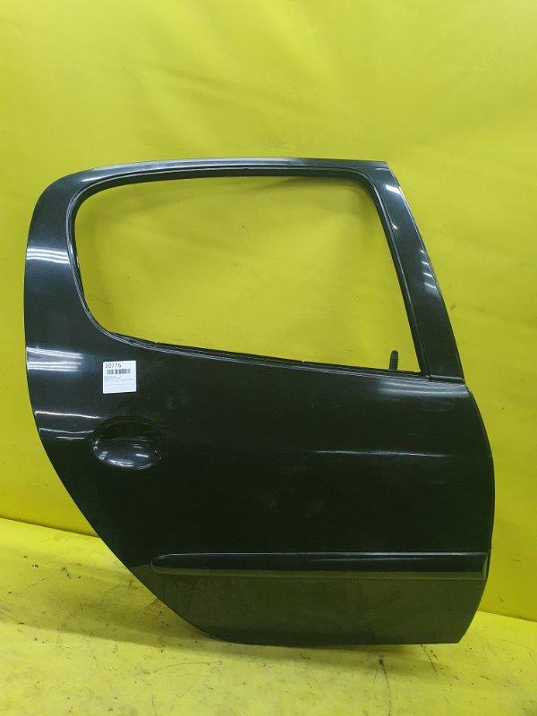 Дверь Peugeot 206 KFW 2008 задняя правая