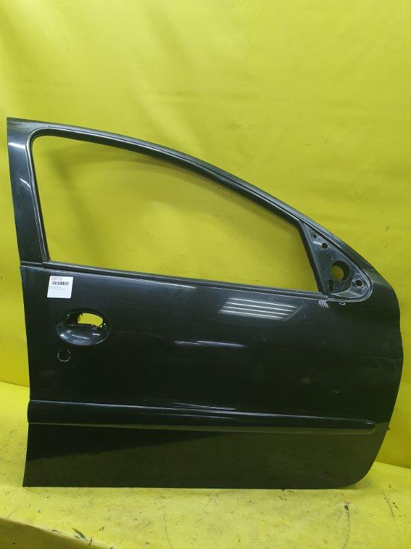 Дверь Peugeot 206 KFW 2008 передняя правая