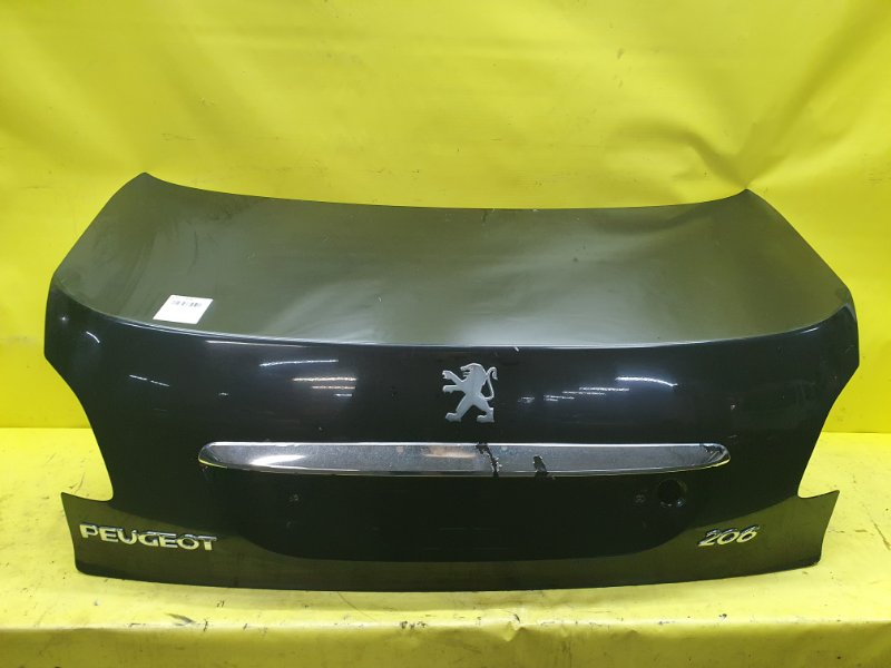 Крышка багажника Peugeot 206 KFW 2008
