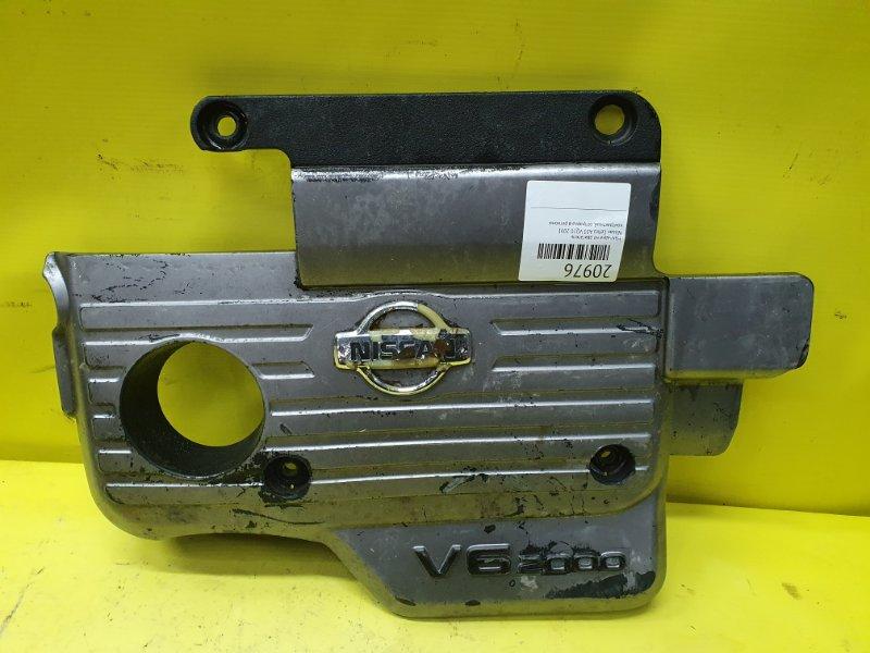 Накладка на двигатель Nissan Cefiro A33 VQ20 2001