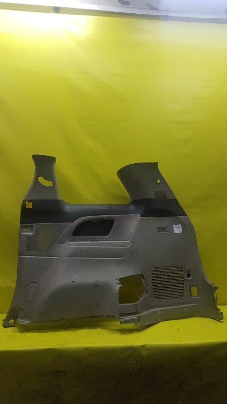 Обшивка багажника Toyota Estima ACR50 2AZ-FE 2008 задняя правая