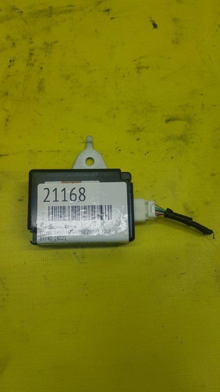 Электронный блок Toyota Estima ACR50 2AZ-FE 2008
