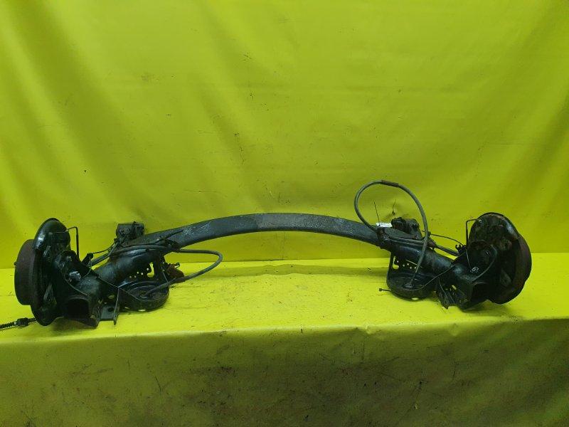 Балка подвески Toyota Estima ACR50 2AZ-FE 2008 задняя
