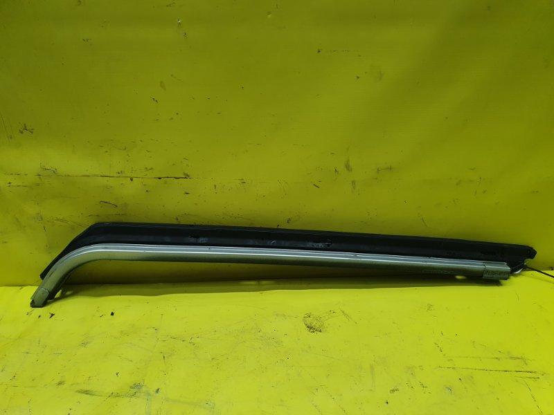 Полозья сдвижной двери Toyota Estima ACR50 2AZ-FE 2008 задняя правая