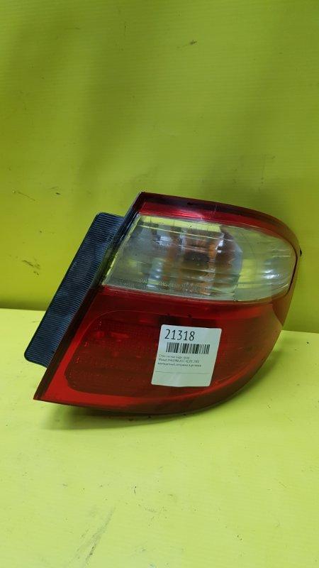 Стоп-сигнал Nissan Maxima A33 VQ20 2001 задний правый