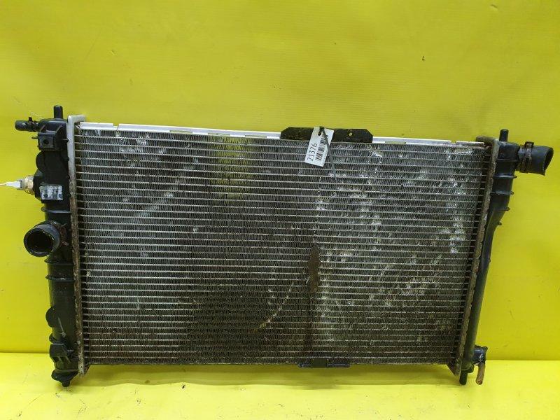 Радиатор основной Daewoo Nexia 1 G15MF 2002