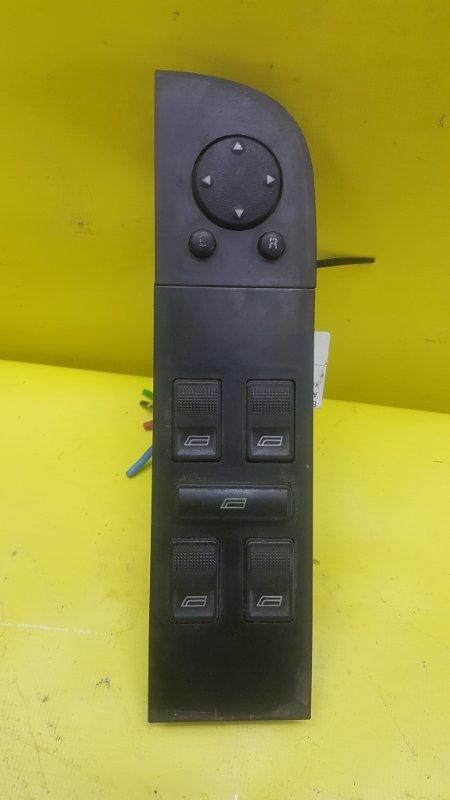 Блок управления стеклами Audi 100 443 DS 1988