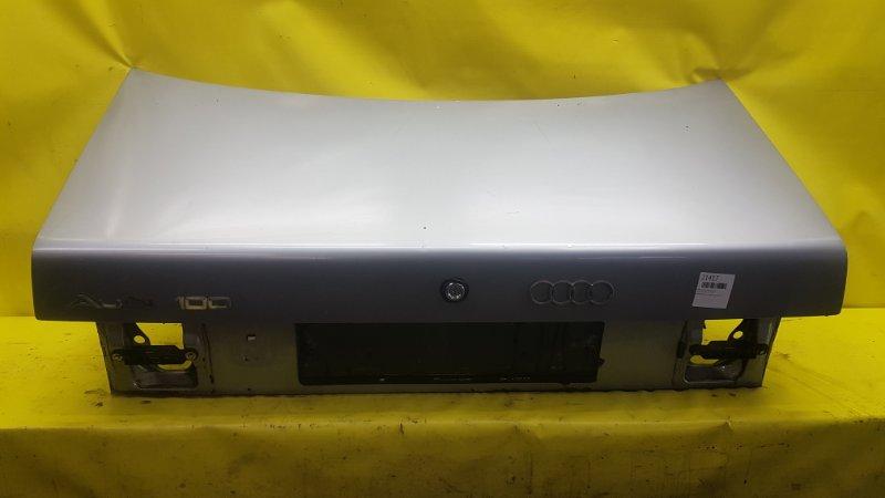 Крышка багажника Audi 100 443 DS 1988 задняя