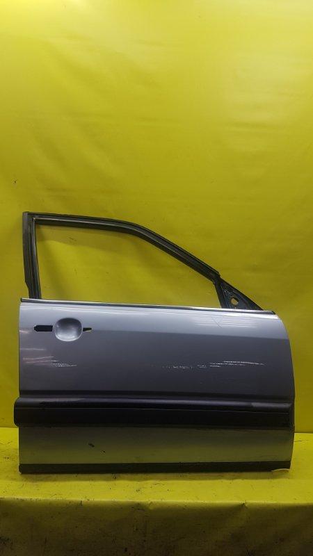 Дверь Audi 100 443 DS 1988 передняя правая