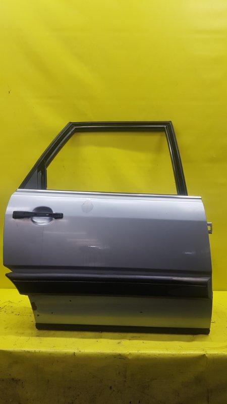 Дверь Audi 100 443 DS 1988 задняя правая
