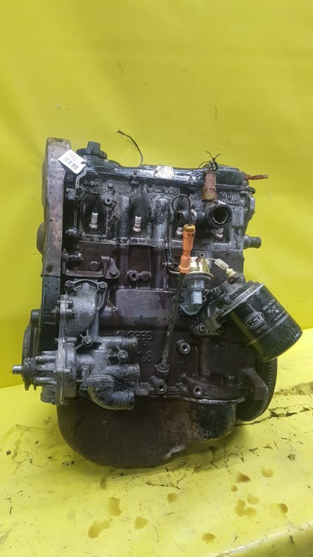 Двигатель Audi 100 443 DS 1988