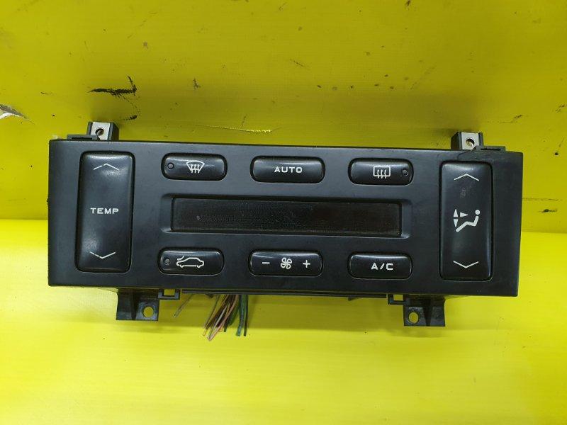 Блок управления климат-контролем Peugeot 406 8B EW10J4 2001