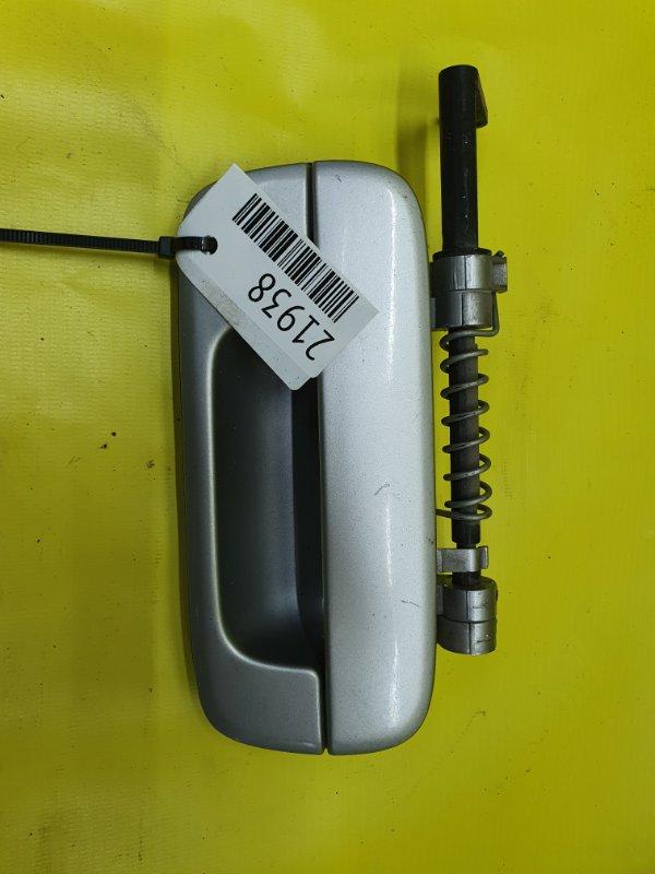 Ручка двери внешняя Peugeot 406 8B EW10J4 2001 передняя правая