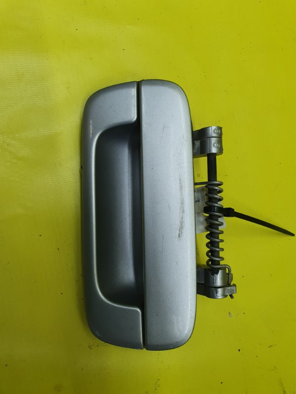 Ручка двери внешняя Peugeot 406 8B EW10J4 2001 задняя правая