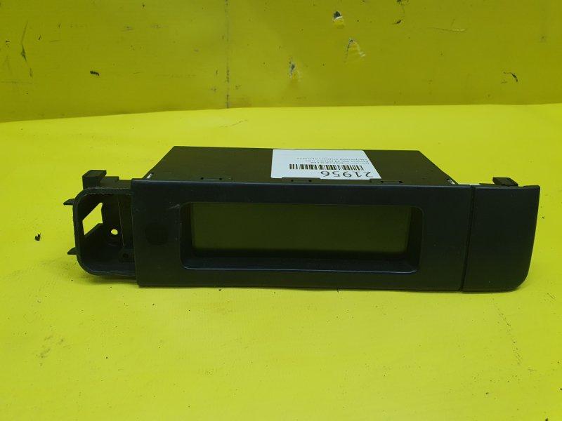 Дисплей информационный Peugeot 406 8B EW10J4 2001