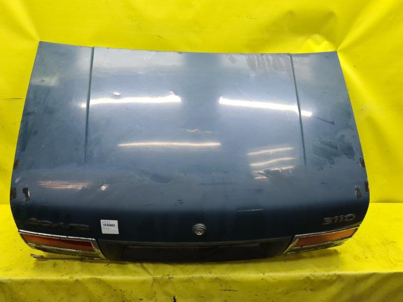 Крышка багажника Газ Волга 3110 406 2001 задняя