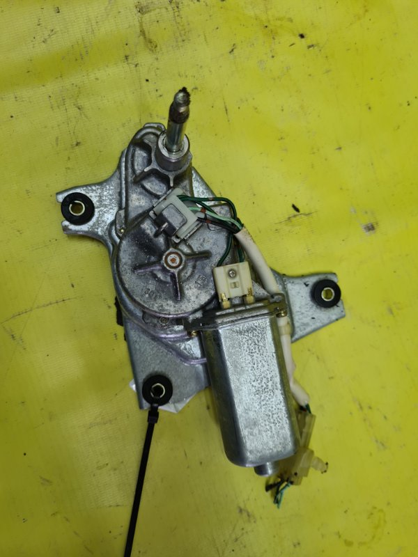 Мотор дворников Honda Stepwgn RF1 B20B 2000 задний