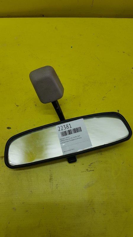 Зеркало салона Honda Stepwgn RF1 B20B 2000