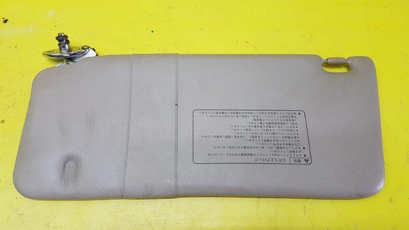 Козырек солнцезащитный Honda Stepwgn RF1 B20B 2000 передний правый