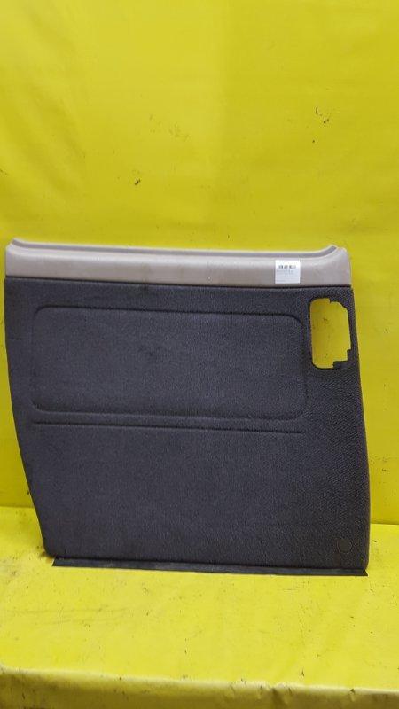 Обшивка дверей Honda Stepwgn RF1 B20B 2000 задняя левая