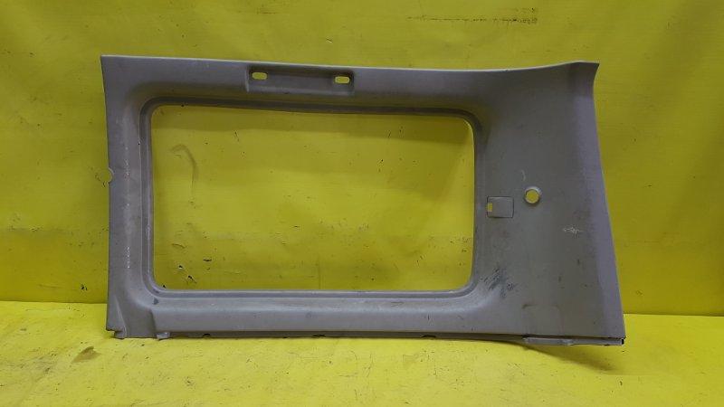 Обшивка багажника Honda Stepwgn RF1 B20B 2000 задняя правая верхняя