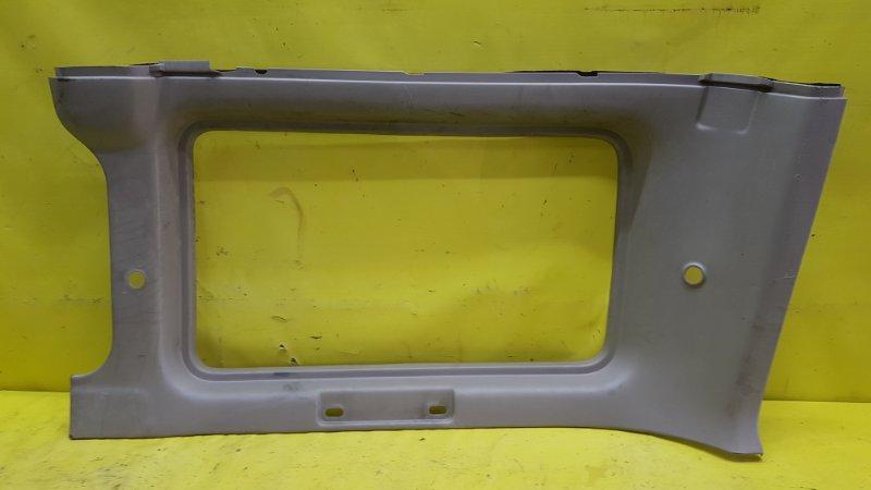 Обшивка багажника Honda Stepwgn RF1 B20B 2000 задняя левая верхняя