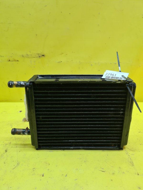 Радиатор печки Газ Газель 3302 402 2001