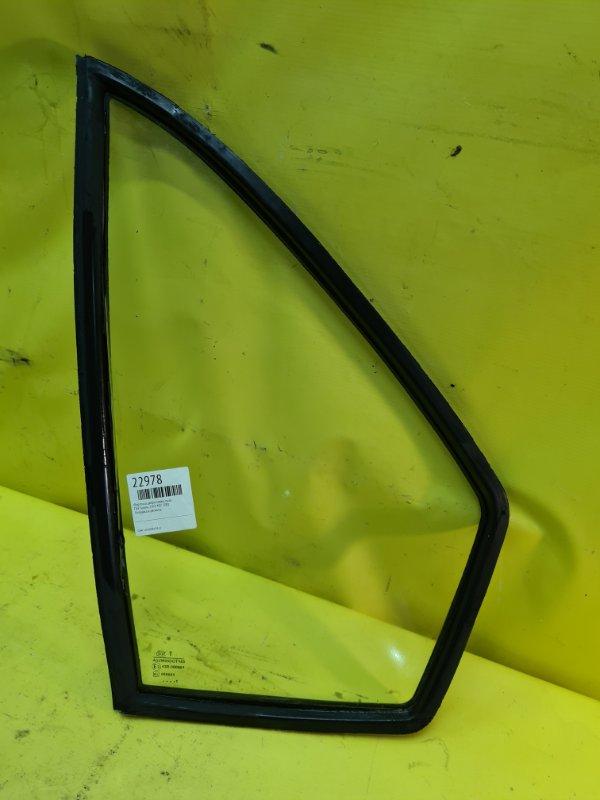 Форточка двери Газ Газель 3302 402 2001 передняя правая