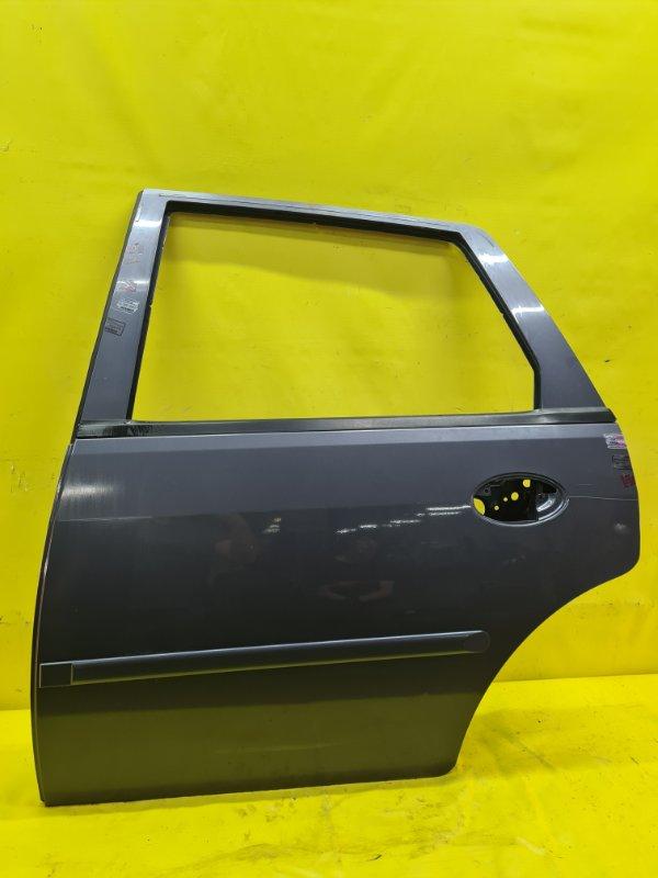Дверь Lifan Breez LF479Q3 2008 задняя левая