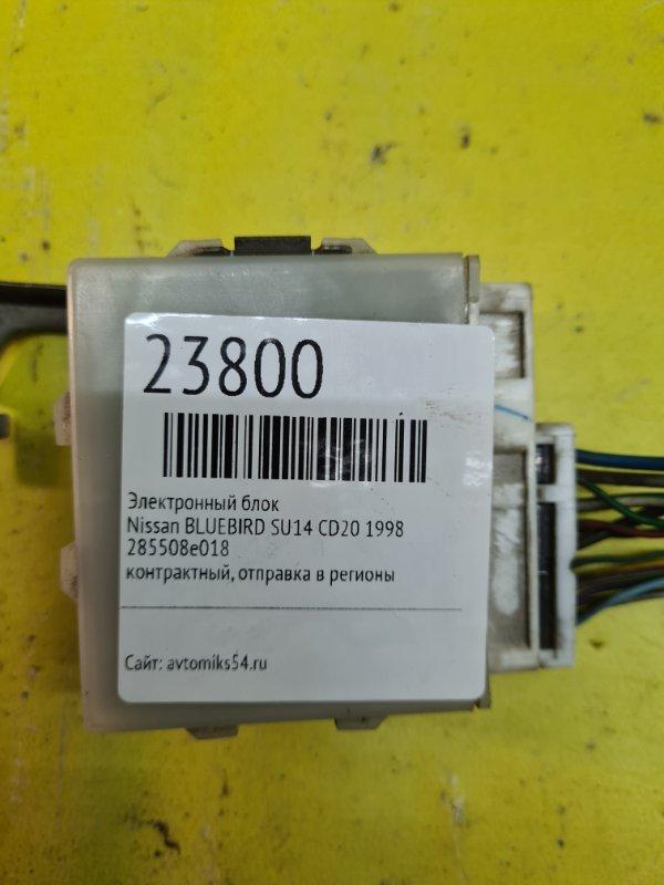 Электронный блок Nissan Bluebird SU14 CD20 1998